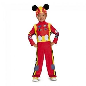 NEW Mickey Mouse Roadster Racers Halloween Costume